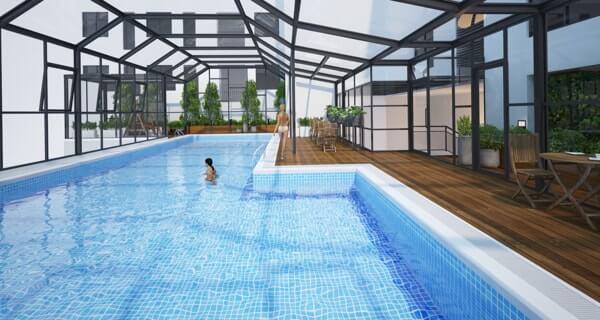 Bể Bơi 4 Mùa