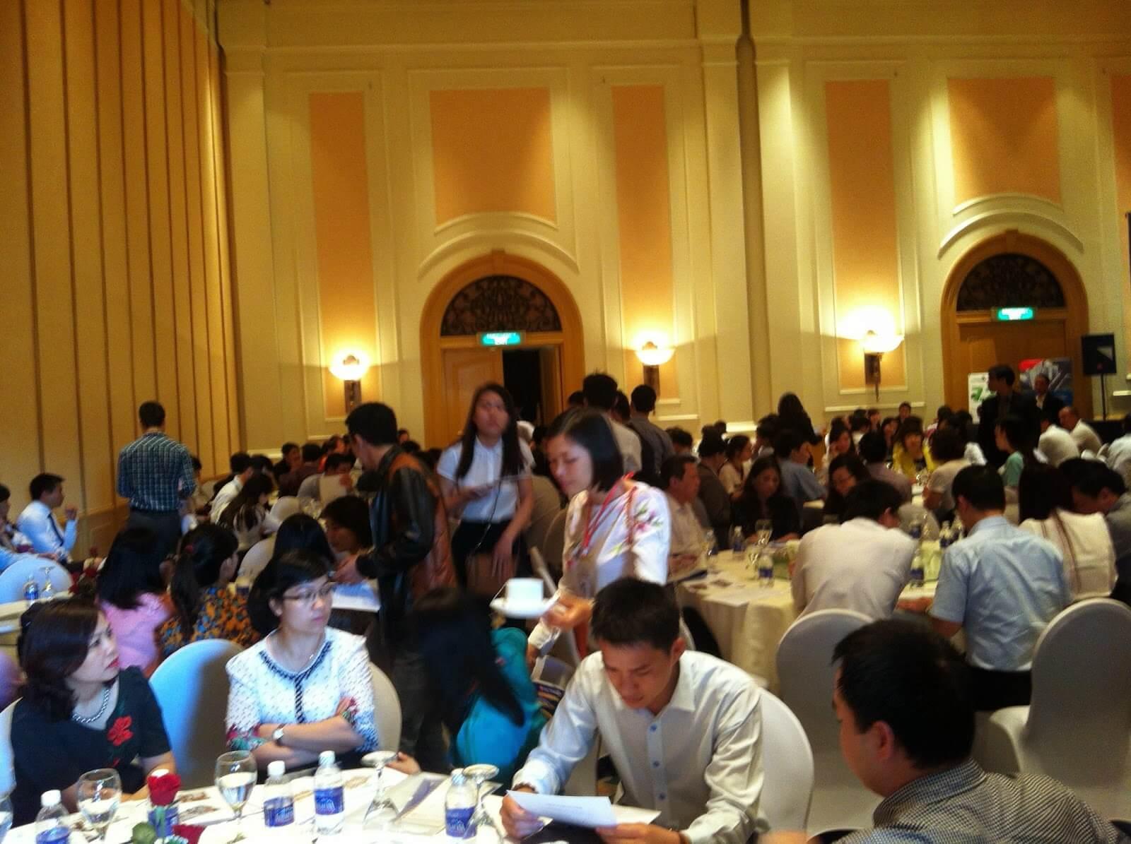 Lễ mở bán chính thức chung cư HONGKONG tower(3)